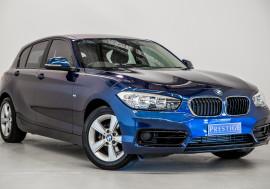 BMW 1 5D 2016 BMW 1 18i SPORT LINE AUTO
