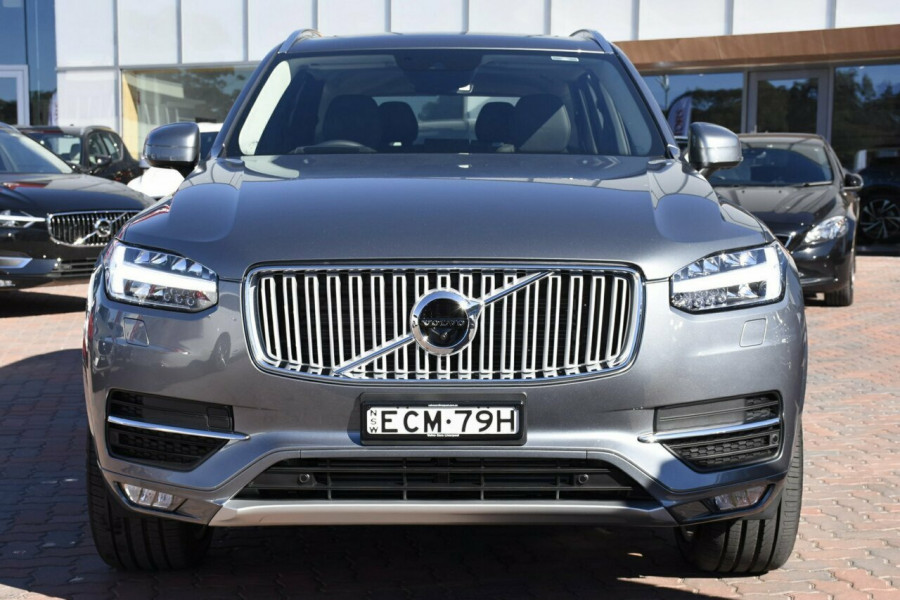 2018 MY19 Volvo XC90 L Series D5 Inscription Suv Mobile Image 17