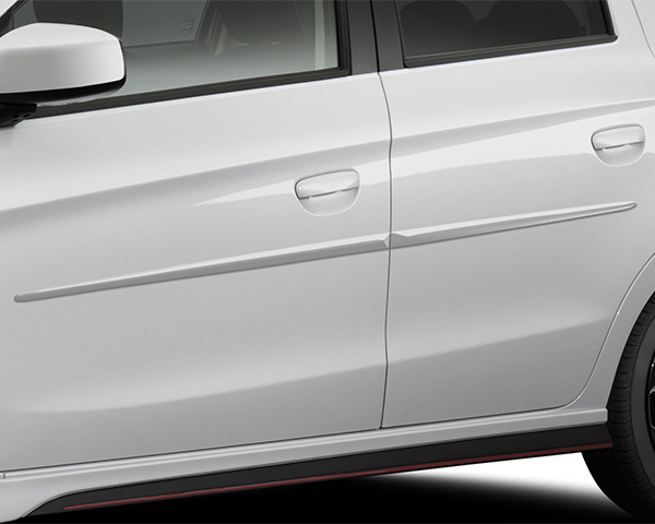 Side protection moulding