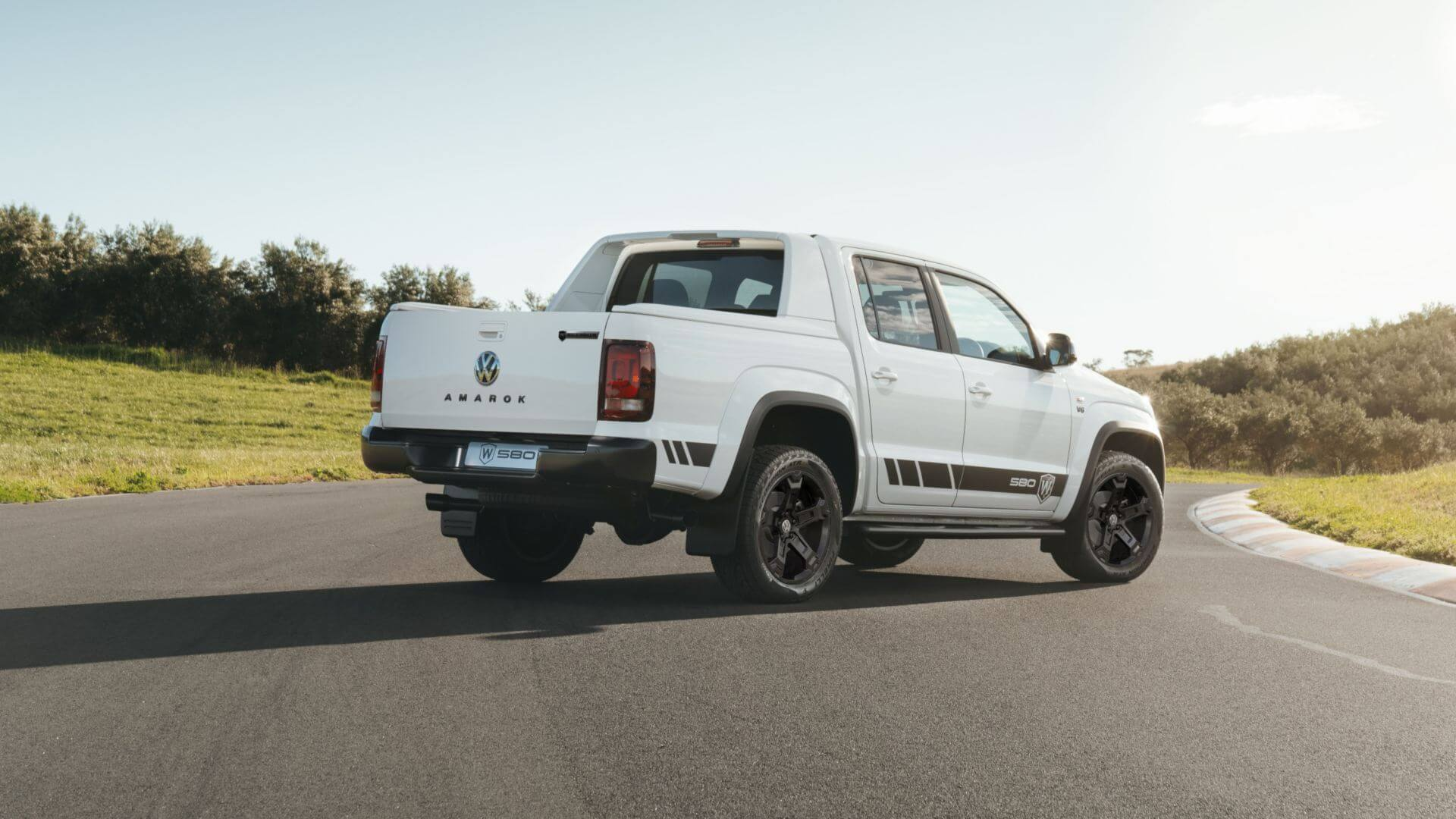 Introducing the <strong>Amarok V6 W-Series</strong> Image