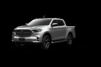 2021 Mazda BT-50 TF XTR 4x4 Dual Cab Pickup Utility Image 2