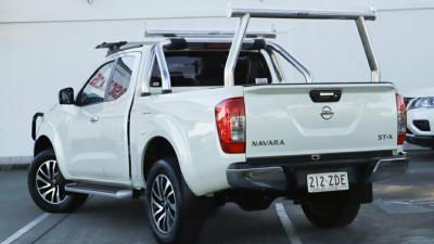 2018 Nissan Navara D23 S3 ST-X King Cab Utility Image 2