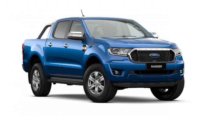 2021 MY21.25 Ford Ranger PX MkIII XLT Double Cab Utility image 1