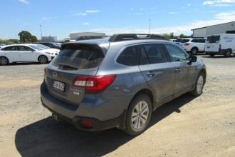2014 MY15 Subaru Outback B6A MY15 2.0D Suv Image 4