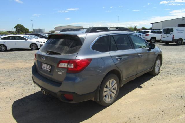 2014 MY15 Subaru Outback B6A MY15 2.0D Suv
