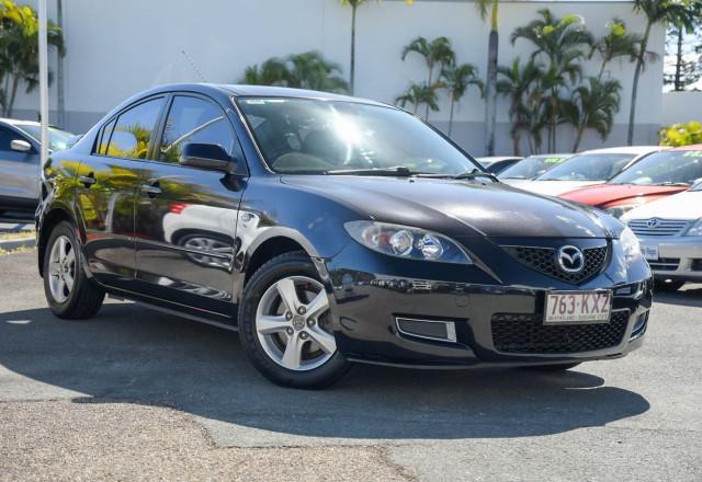 2008 Mazda 3 BK Series 2 MY08 Neo Sport Sedan