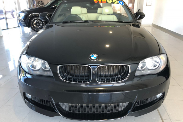 2009 MY10 BMW 1 Series E88 MY10 123d Convertible
