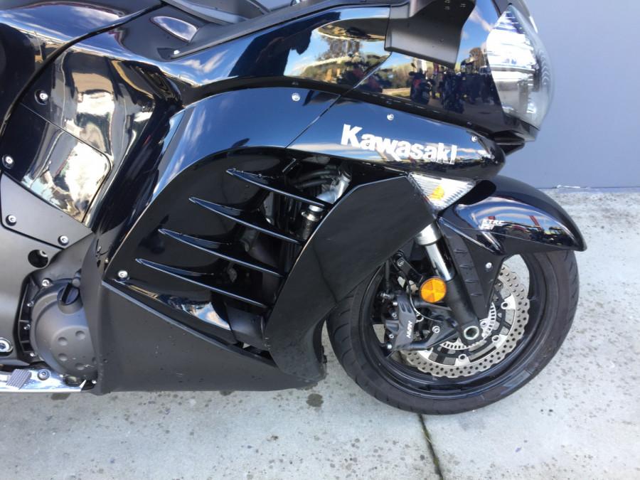2011 Kawasaki 1400GT GT Motorcycle Image 11
