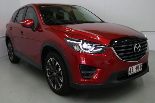 2015 Mazda CX-5 KE1022 GRAND TOURING Suv Image 2