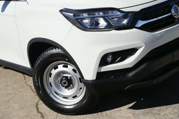 2019 SsangYong Musso Q200 EX Utility Image 2