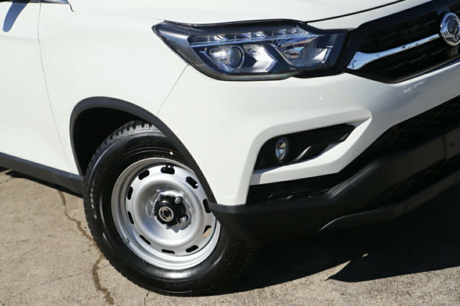 2019 SsangYong Musso Q200 EX Utility