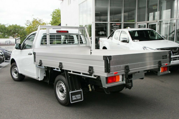 2019 Isuzu UTE D-MAX SX Single Cab Chassis Low-Ride 4x2  Cab chassis Mobile Image 3