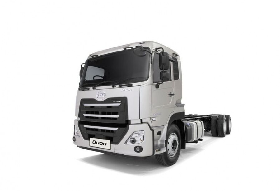 2021 MY20 UD CW26390VAA Quon Cab chassis