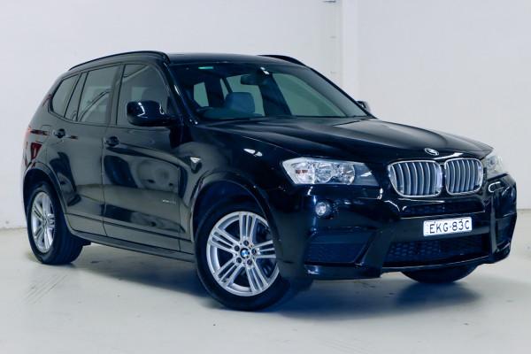 BMW X3 xDrive28i F25