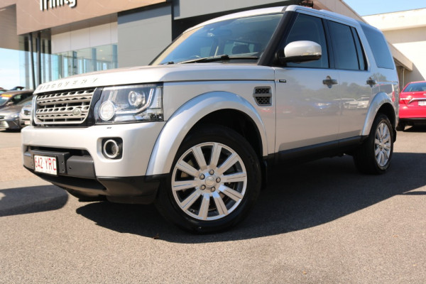 Land Rover Discovery TDV6 SERIES 4 L319 MY14