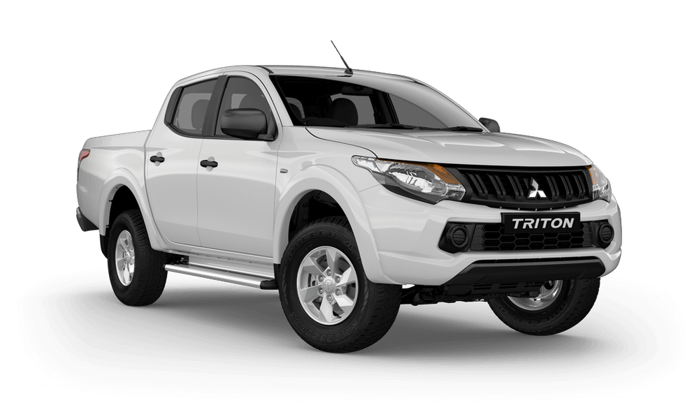 18MY TRITON GLX+ DOUBLE CAB - PICK UP 4WD DIESEL MANUAL