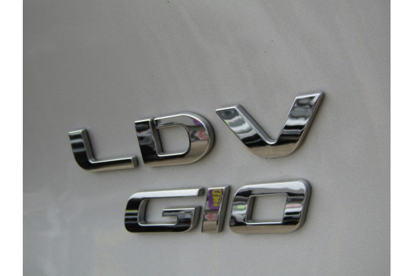 2015 LDV G10 SV7A G10 7 Seat Wagon Image 4