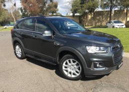 Holden Captiva ACTIVE 7 SEATER CG MY16
