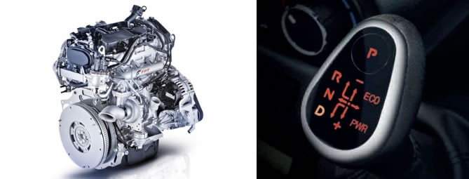 Daily Minibus ENGINES AND TRANSMISSION