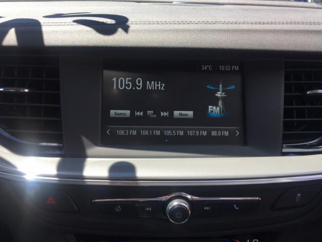 2017 Holden Commodore ZB Turbo LT Liftback