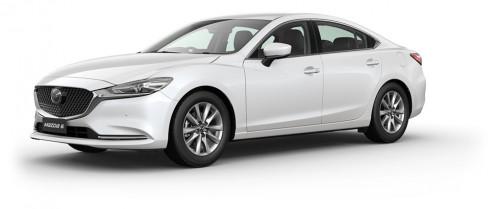 2021 MY20 Mazda 6 GL Series Touring Sedan Sedan