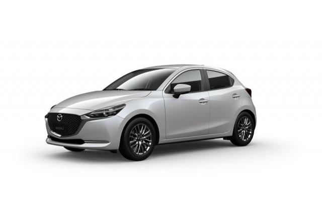 2021 Mazda 2 DJ Series G15 Evolve Hatchback