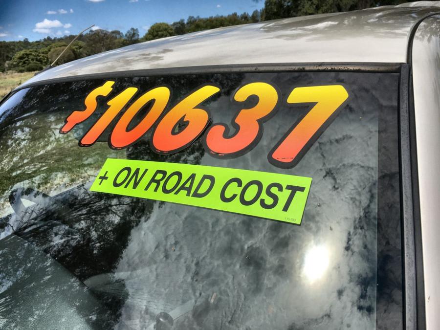 2005 Mazda Bravo B2500 DX Dual cab Image 14