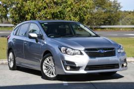 Subaru Impreza 2.0i-S G5 MY17
