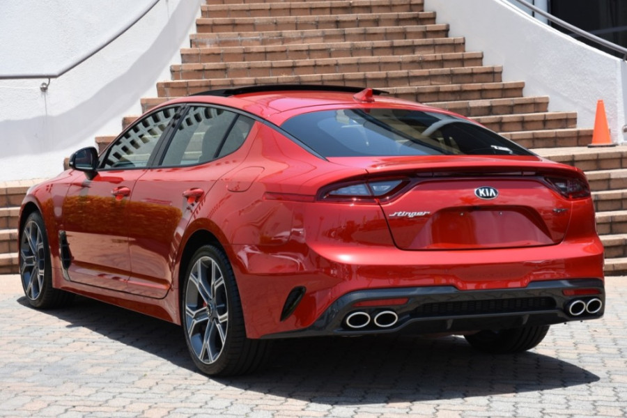 2019 MY20 Kia Stinger GT Carbon Edition GT Carbon Edition Sedan