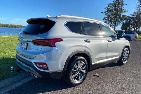 2018 MY19 Hyundai Santa Fe TM Elite Suv Image 3