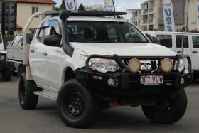 Mitsubishi Triton GLX Double Cab MN MY15