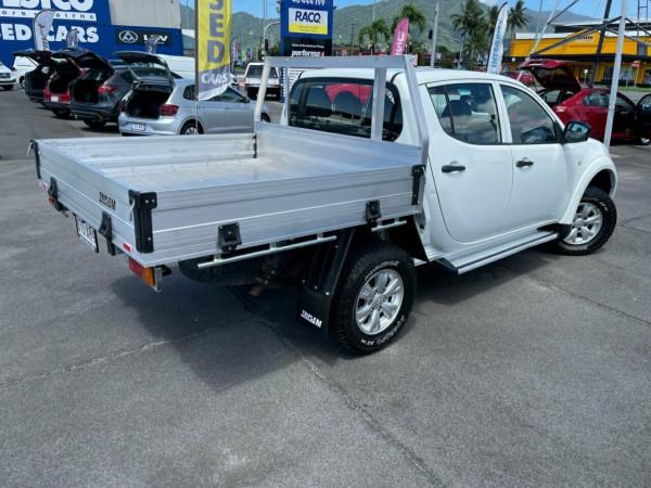 2014 MY15 Mitsubishi Triton MN MY15 GLX Double Cab Utility