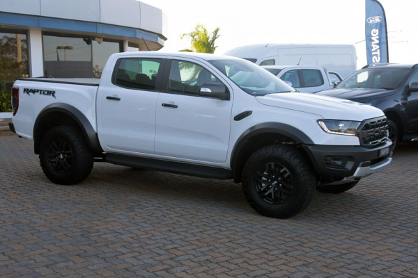 2019 MY19.75 Ford Ranger Raptor PX MkIII Double Cab Pick Up Dual cab Image 4