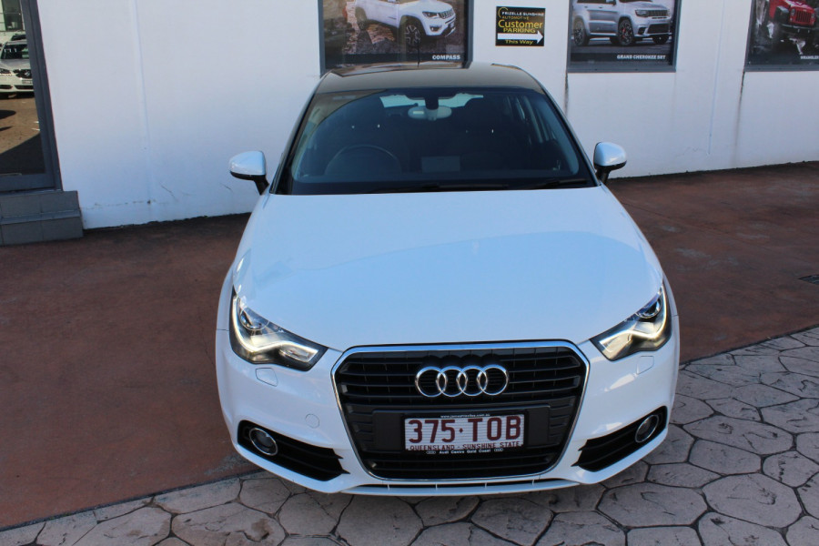 2011 Audi A1 8X MY11 Ambition Hatchback