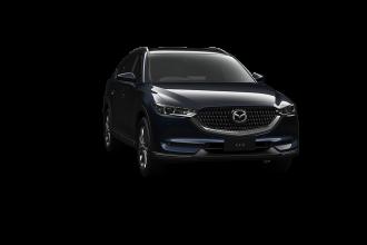 2021 Mazda CX-8 KG Series Asaki Suv Image 5