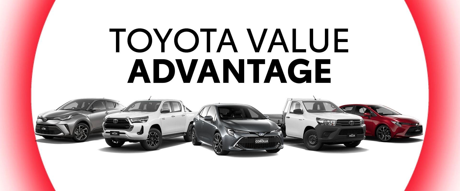 Toyota Advantage