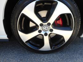 2015 Volkswagen Golf 7 GTI Hatch