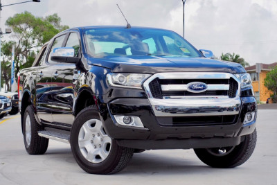 Ford Ranger 4x2 XLT Double Cab Pickup 3.2L Hi-Rider PX MkII