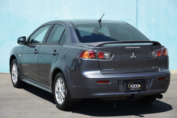 2009 Mitsubishi Lancer CJ MY09 ES Sedan Image 3