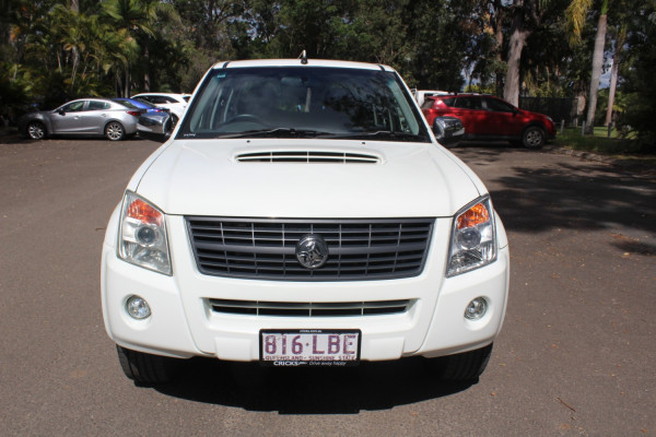 2008 Holden Rodeo RA  LT 60th Anniv Utility