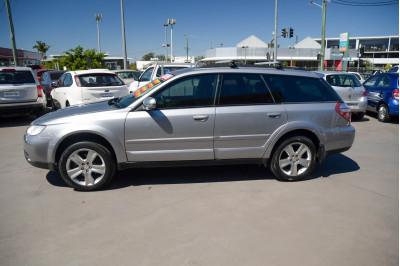 2007 Subaru Outback 3GEN MY08 Premium Pack Suv Image 3