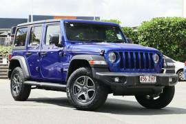 Jeep Wrangler Unlimited Sport S JL MY19