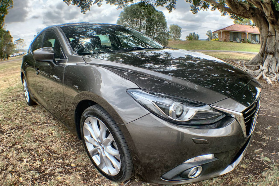 2014 Mazda 3 BM5438 SP25 Hatch