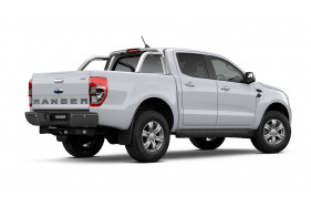 2021 MY21.75 Ford Ranger PX MkIII XLT Double Cab Utility Image 4