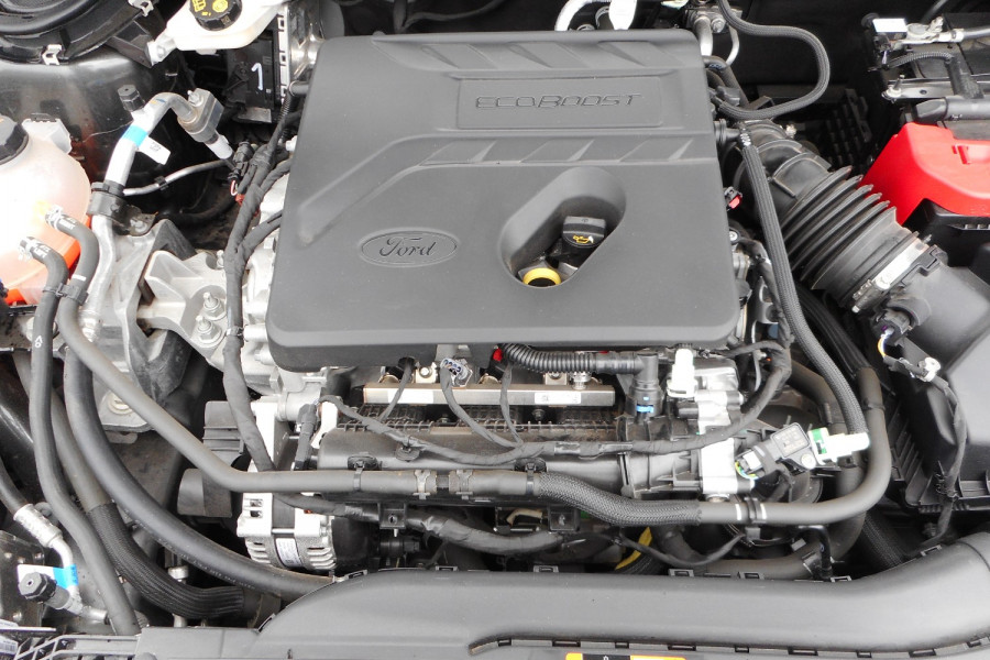 2019 MY19.25 Ford Focus SA  Titanium Hatchback Image 19