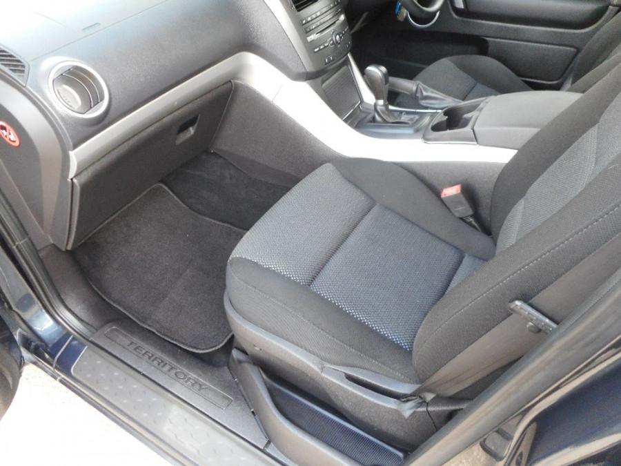 2011 Ford Territory SZ TX Wagon