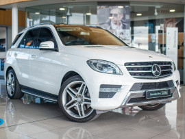 Mercedes-Benz M-class ML400 W166