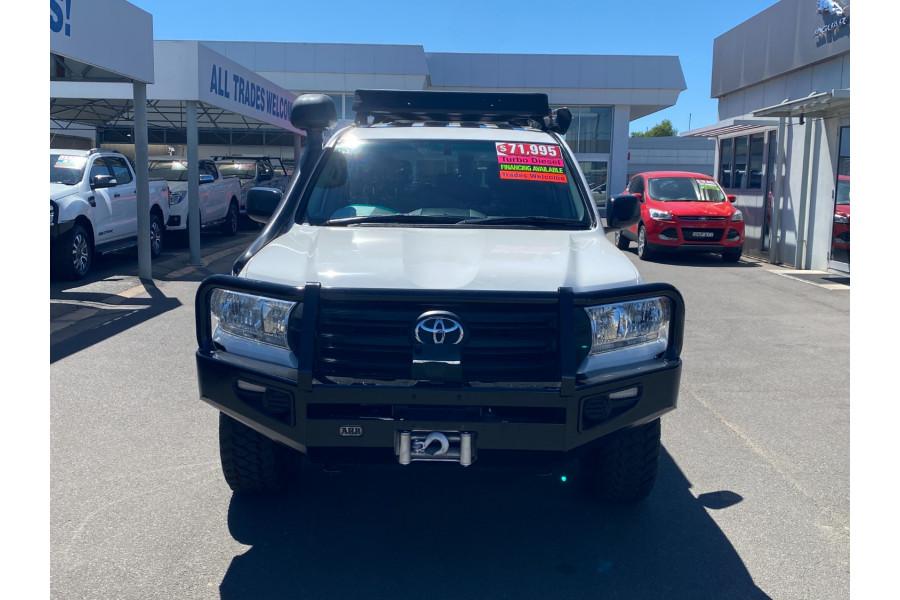 2016 Toyota Landcruiser VDJ200R GX Suv