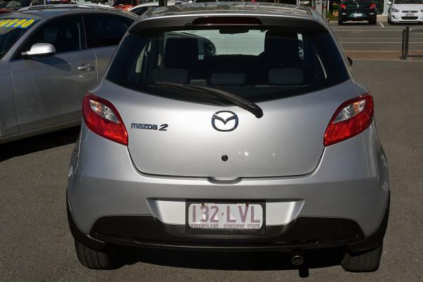2009 Mazda 2 DE10Y1 Maxx Hatchback Image 3