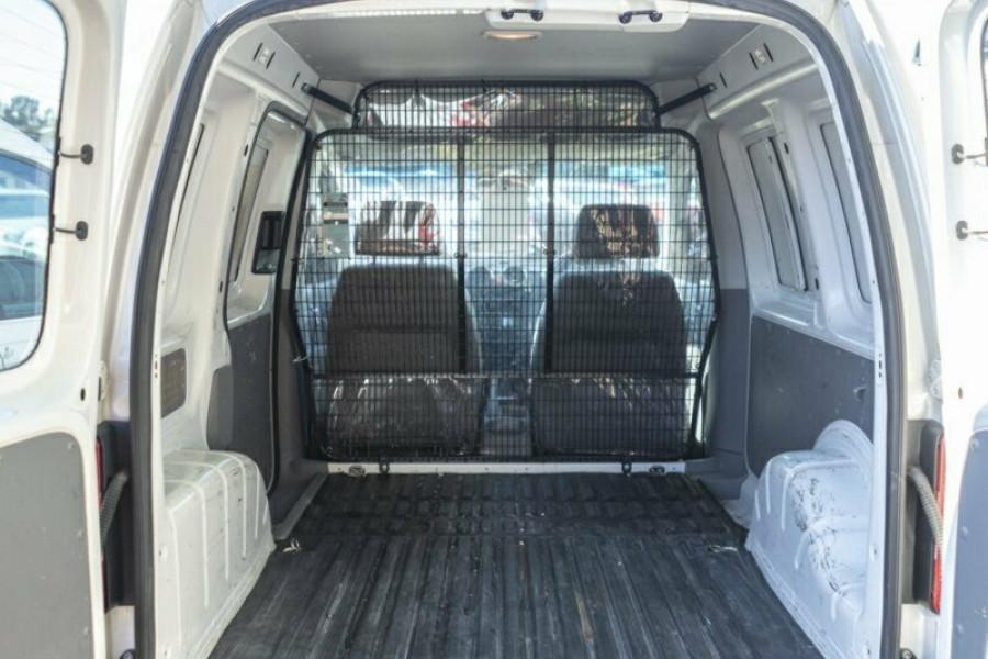 Print 2010 Volkswagen Caddy 2KN SWB DSG Van - Norris Motor Group